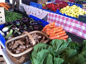 Supporter of our Local Farms (Photo at www.JosephFieldsFarm.com)